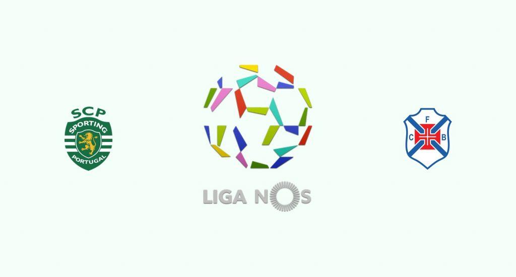 Sporting Lisboa vs Belenenses Previa, Predicciones y Pronóstico