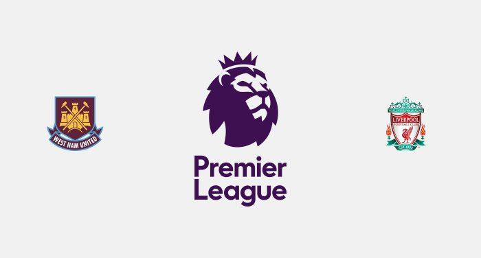 West Ham vs Liverpool Previa, Predicciones y Pronóstico 01-02-2019