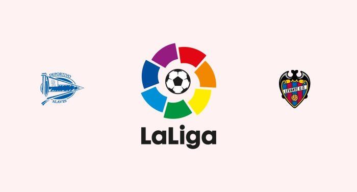 Alavés vs Levante Previa, Predicciones y Pronóstico
