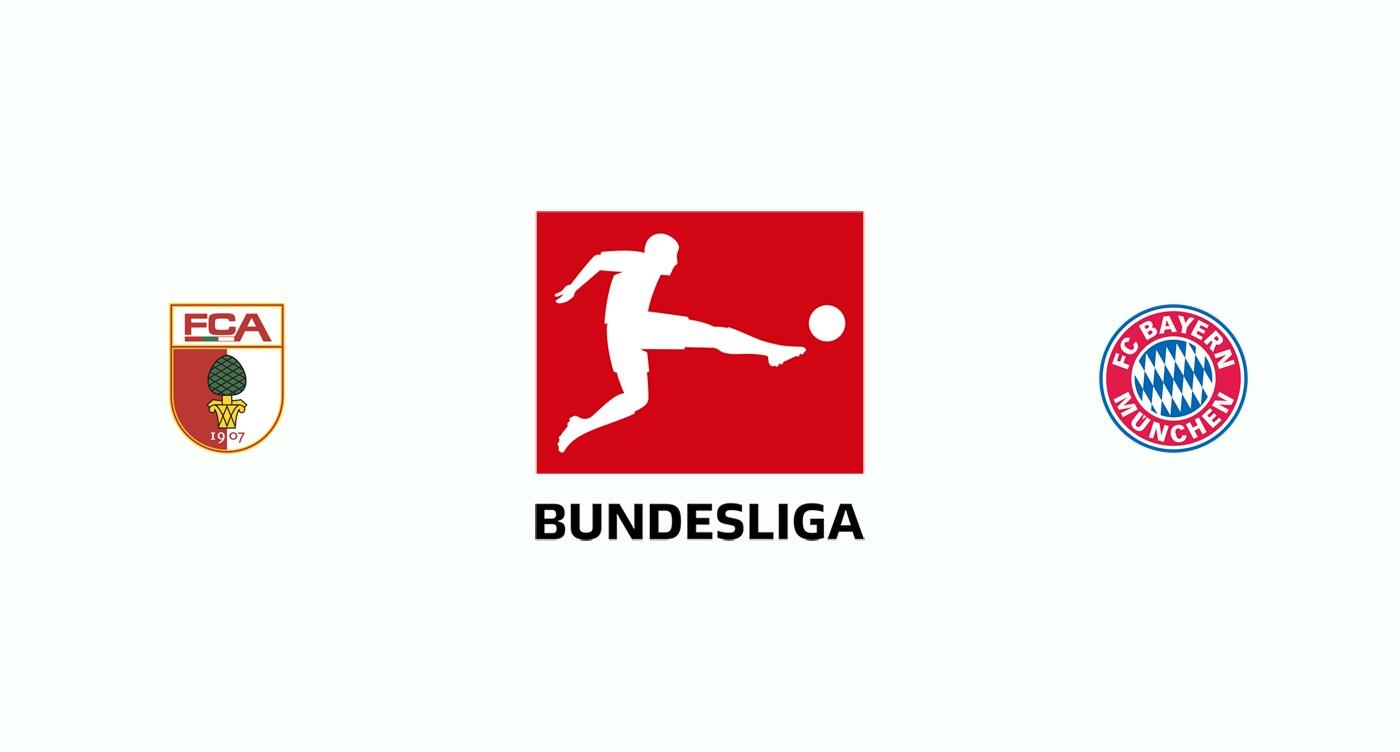 Augsburgo v Bayern Munich