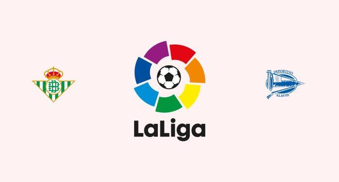 Betis vs Alavés Previa, Predicciones y Pronóstico 14-02-2019