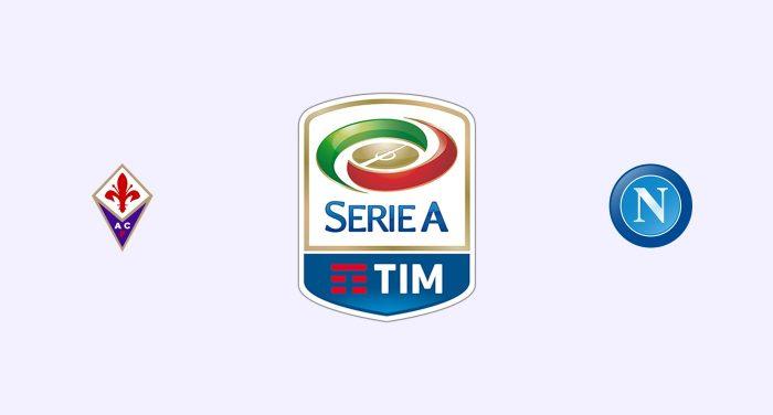 Fiorentina vs Nápoles Previa, Predicciones y Pronóstico 05/02/2019