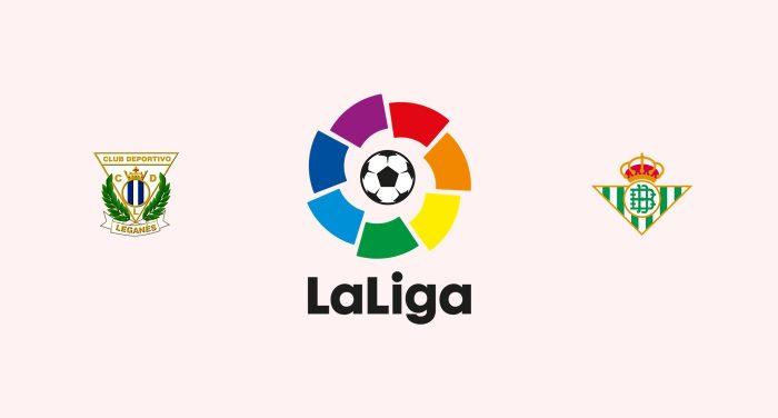 Leganés vs Betis Previa, Predicciones y Pronóstico