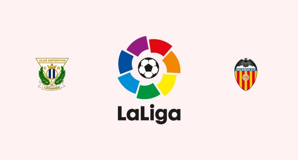 Leganés v Valencia Previa, Predicciones y Pronóstico