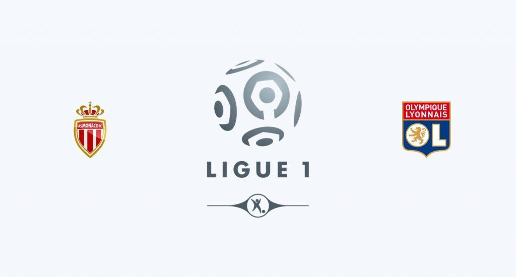Mónaco v Olympique Lyon Previa, Predicciones y Pronóstico