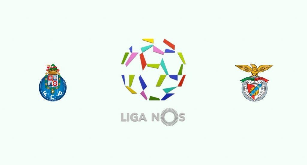 Oporto v Benfica Previa, Predicciones y Pronóstico