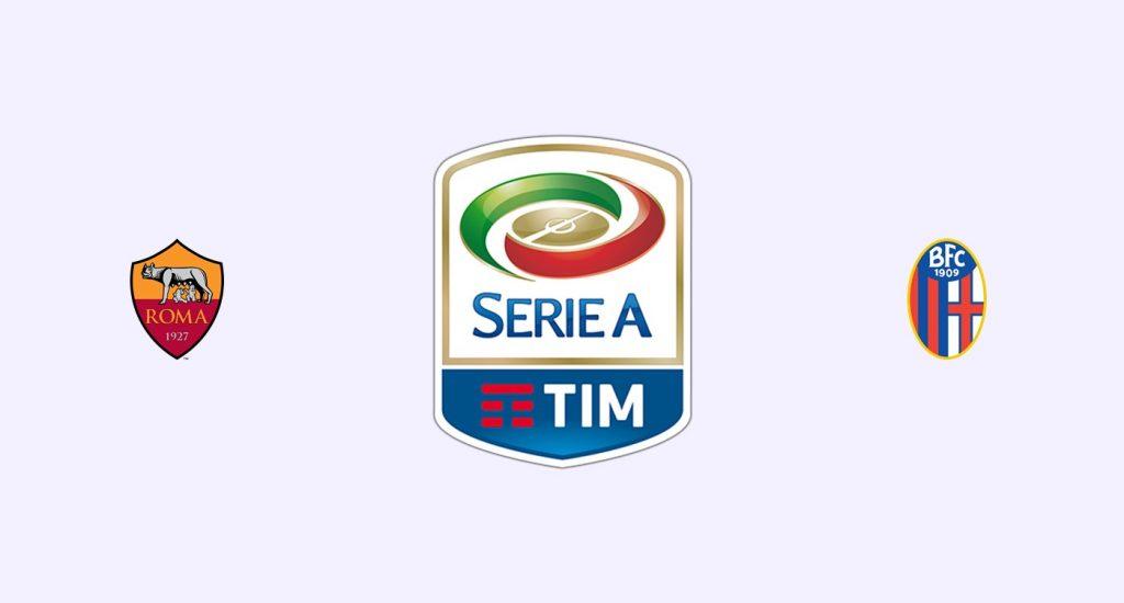 Roma vs Bolonia Previa, Predicciones y Pronóstico