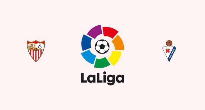 Sevilla vs Eibar Previa, Predicciones y Pronóstico 10-02-2019