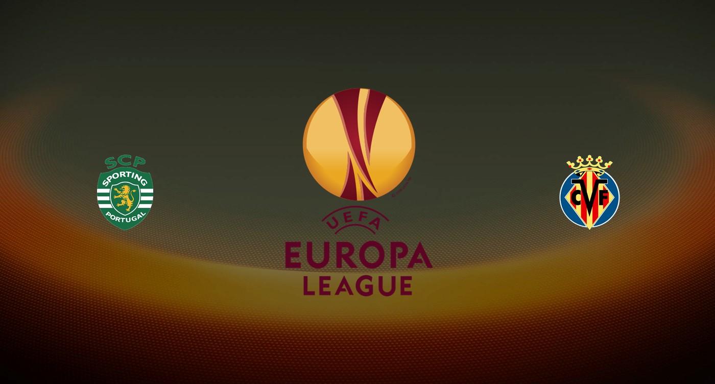 Sporting Lisboa v Villarreal