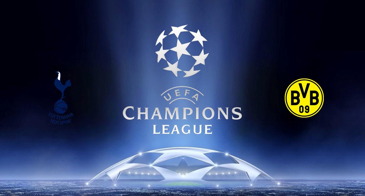 Tottenham v Borussia Dortmund