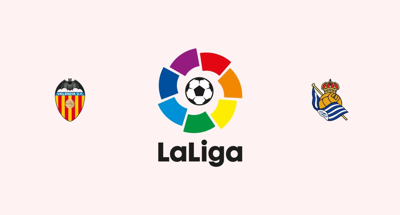 Valencia v Real Sociedad