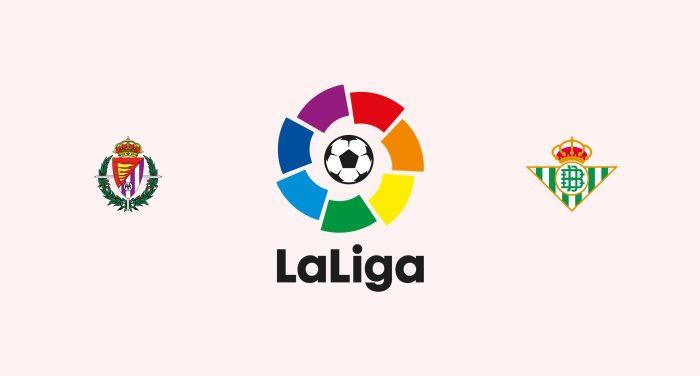 Valladolid v Betis Previa, Predicciones y Pronóstico 21/02/2019