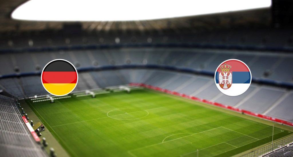 Alemania v Serbia Previa, Predicciones y Pronóstico