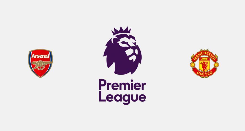 Arsenal v Manchester United Previa, Predicciones y Pronóstico