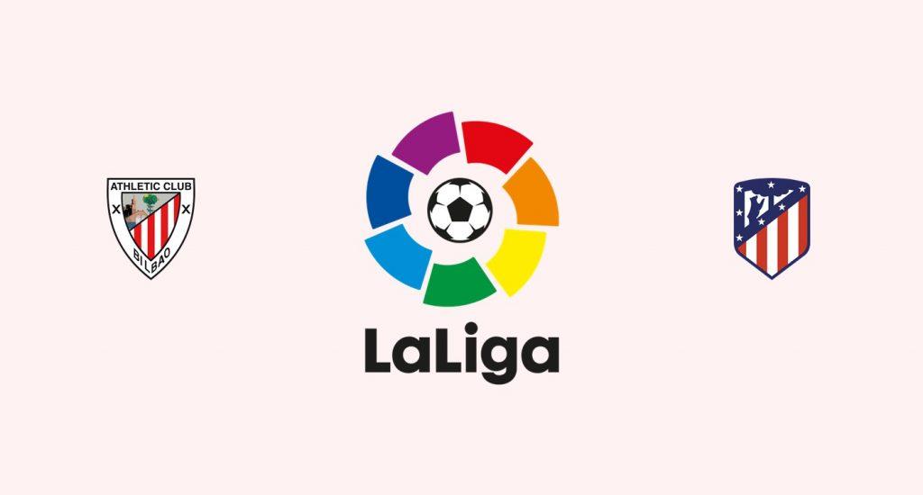 Athletic Club v Atletico Madrid Previa, Predicciones y Pronóstico