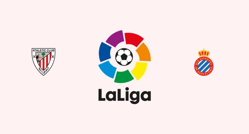 Athletic Club v Espanyol Previa, Predicciones y Pronóstico