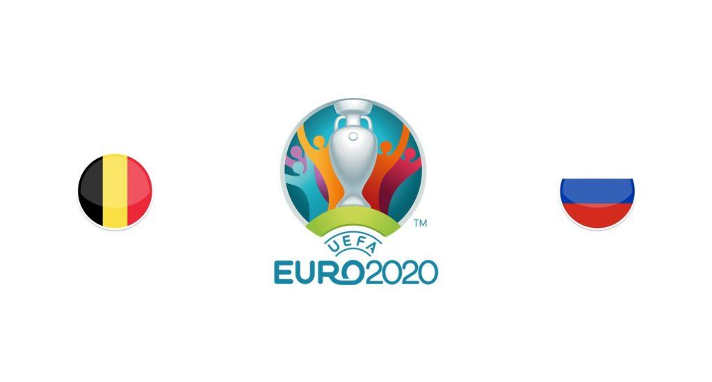 Bélgica v Rusia Previa, Predicciones y Pronóstico