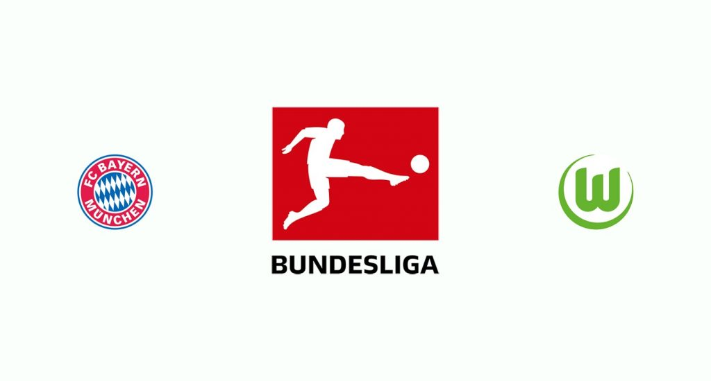 Bayern Munich v Wolfsburgo Previa, Predicciones y Pronóstico