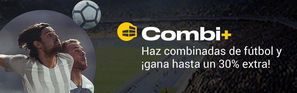Bwin CombiPlus gana 30% extra