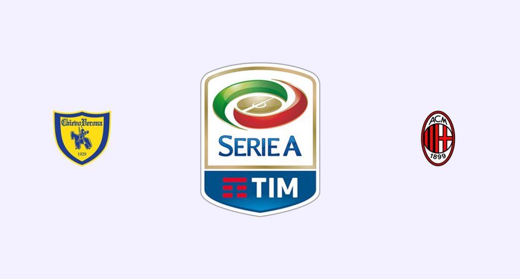Chievo v Milan Previa, Predicciones y Pronóstico