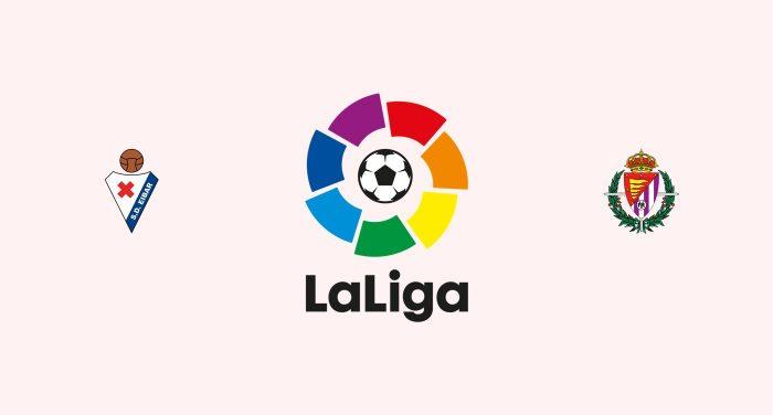 Eibar v Valladolid Previa, Predicciones y Pronóstico