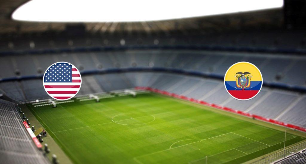 Estados Unidos v Ecuador Previa, Predicciones y Pronóstico