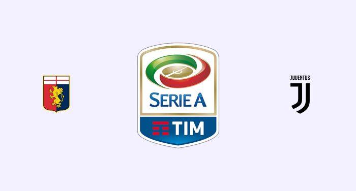 Genoa v Juventus Previa, Predicciones y Pronóstico 17-03-2019