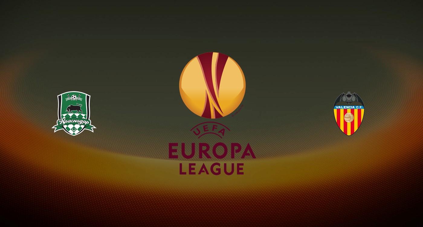 Krasnodar v Valencia