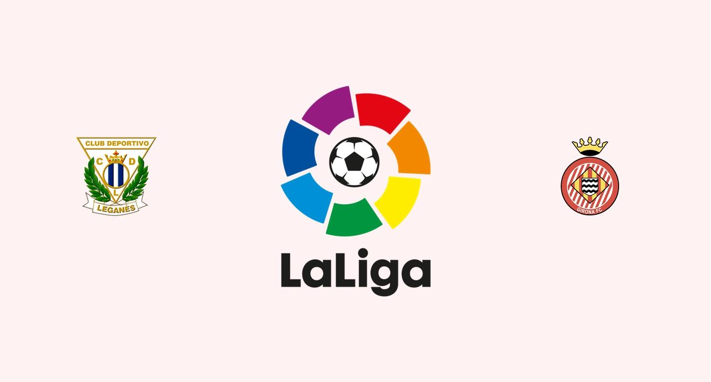 Leganes v Girona