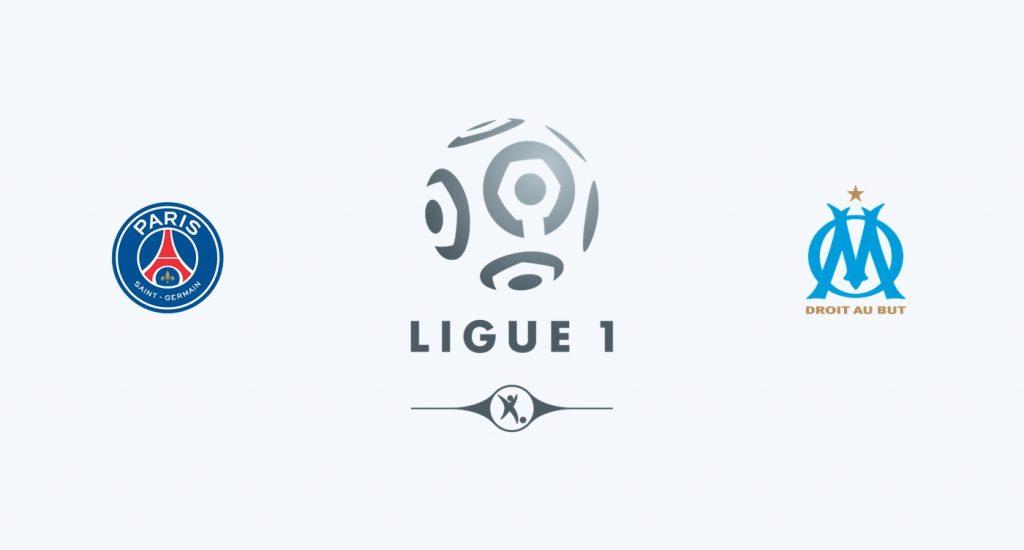 PSG v Olympique Marsella Previa, Predicciones y Pronóstico