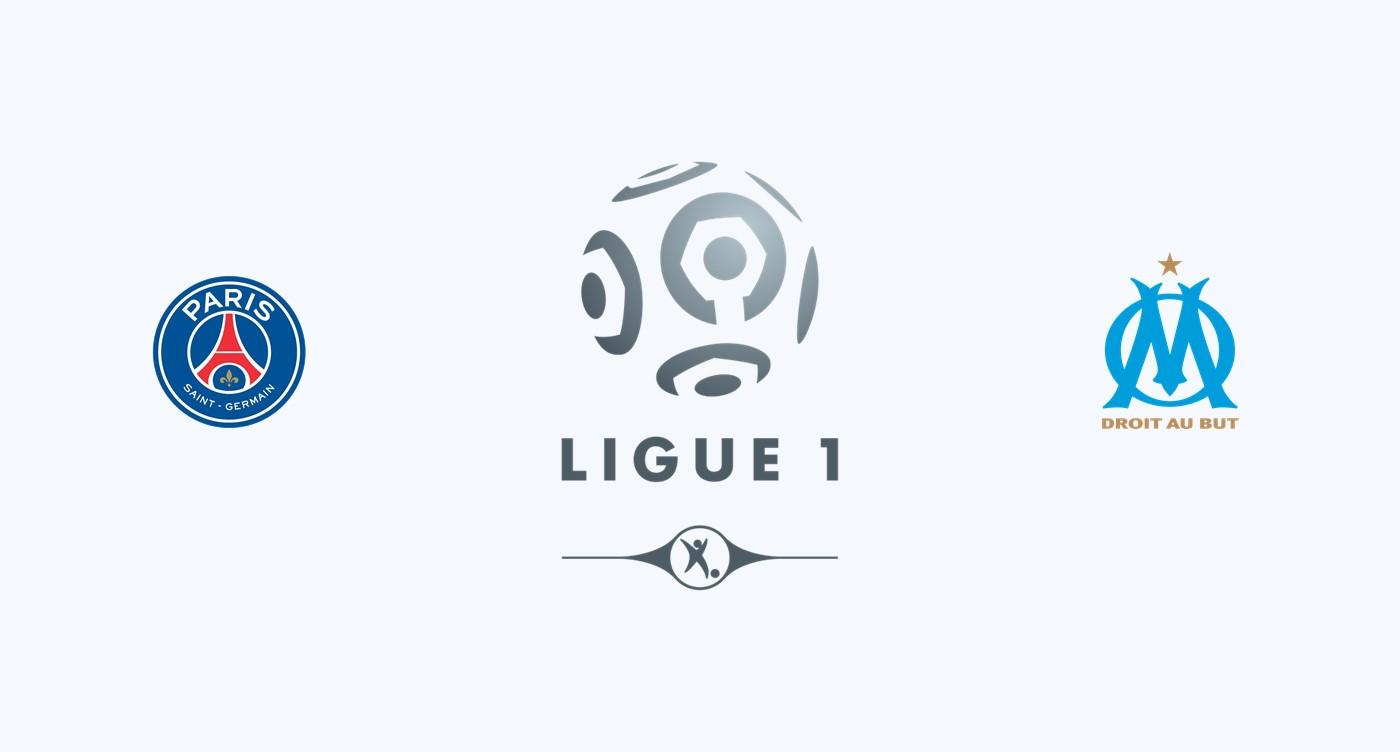PSG v Olympique Marsella