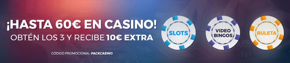Paston 60 euros jugar casino gratis