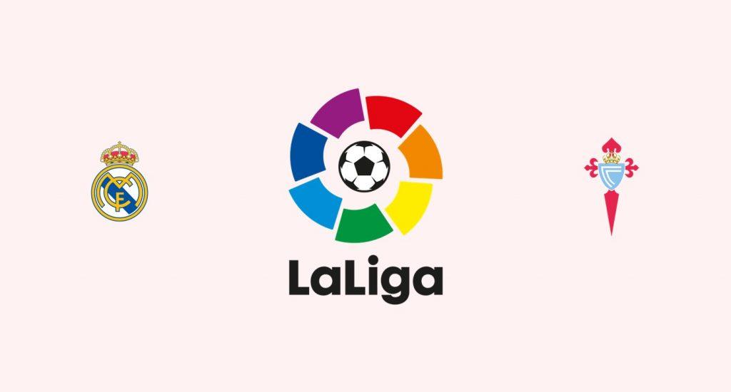 Real Madrid v Celta Vigo Previa, Predicciones y Pronóstico