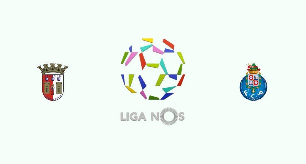 Sporting Braga v Oporto Previa, Predicciones y Pronóstico