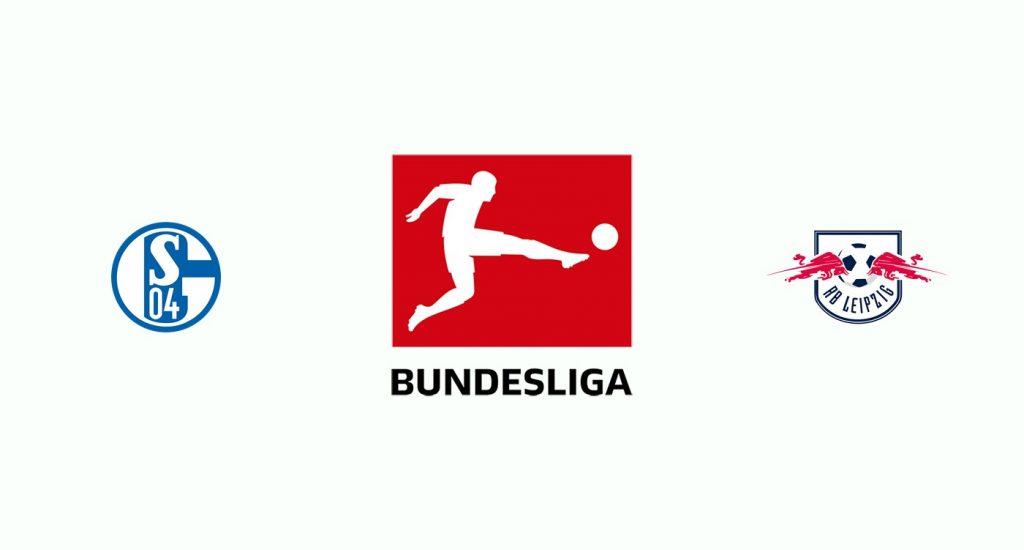 Schalke 04 v RB Leipzig Previa, Predicciones y Pronóstico