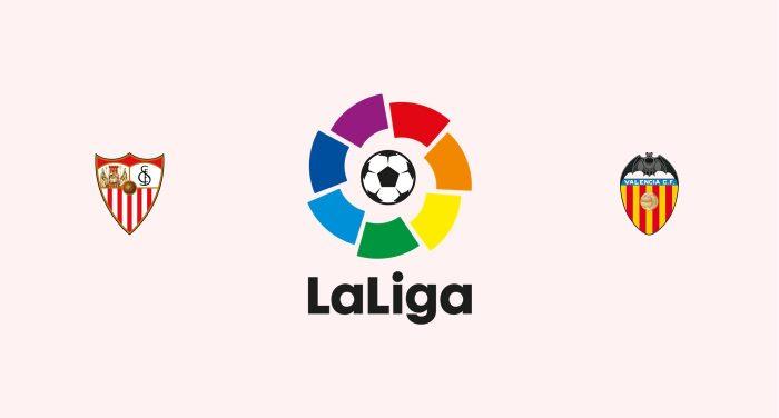Sevilla vs Valencia Previa, Predicciones y Pronóstico 28/03/2019