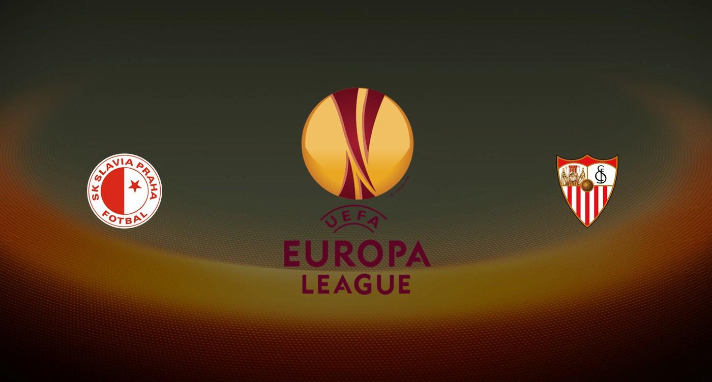 Slavia Praga v Sevilla