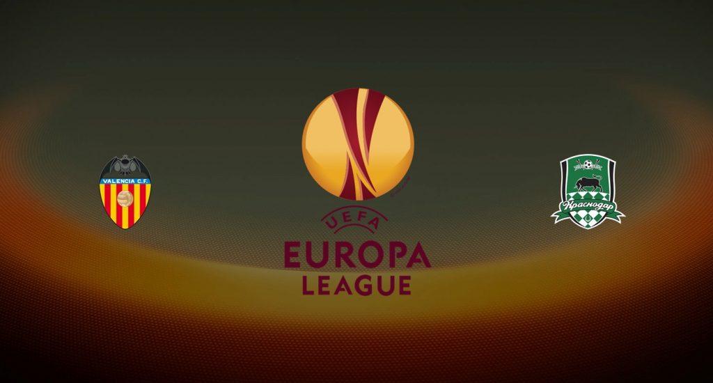 Valencia v Krasnodar Previa, Predicciones y Pronóstico
