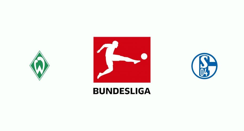 Werder Bremen v Schalke 04 Previa, Predicciones y Pronóstico