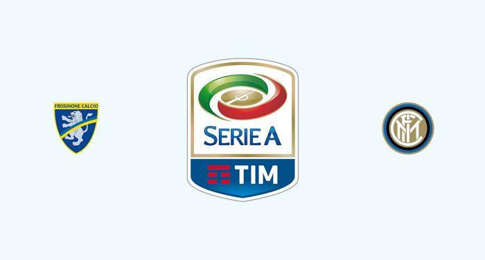 Frosinone v Inter Milán Previa, Predicciones y Pronóstico