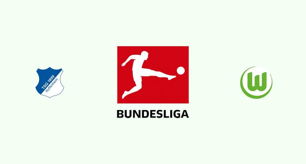 Hoffenheim v Wolfsburgo Previa, Predicciones y Pronóstico