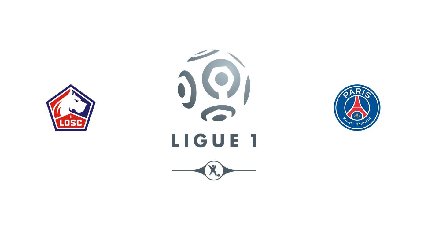 Lille v PSG