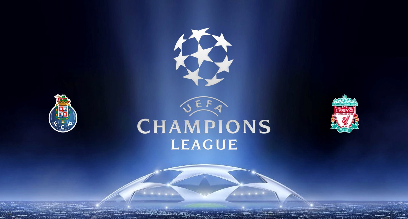 Porto v Liverpool