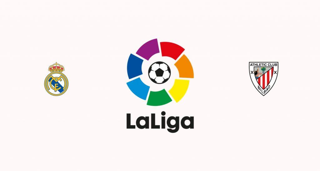 Real Madrid v Athletic Club Previa, Predicciones y Pronóstico