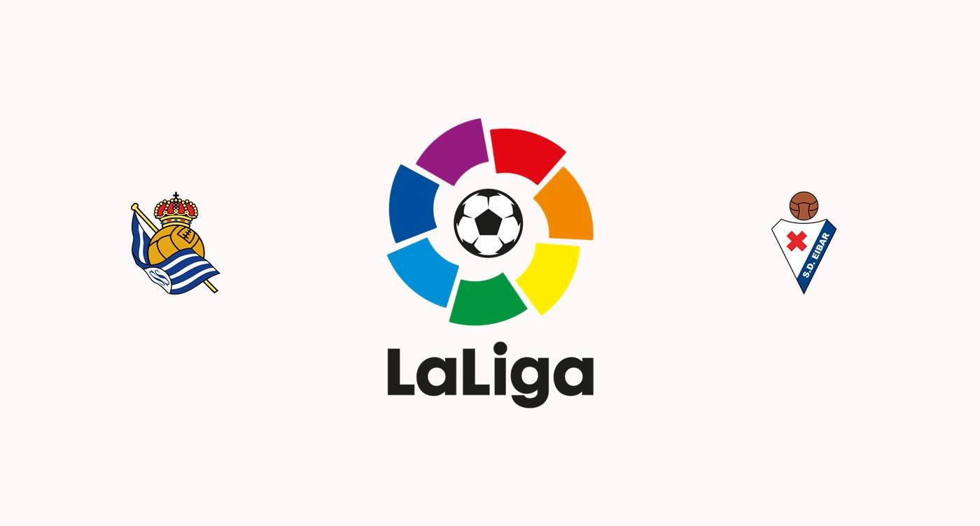 Real Sociedad v Eibar