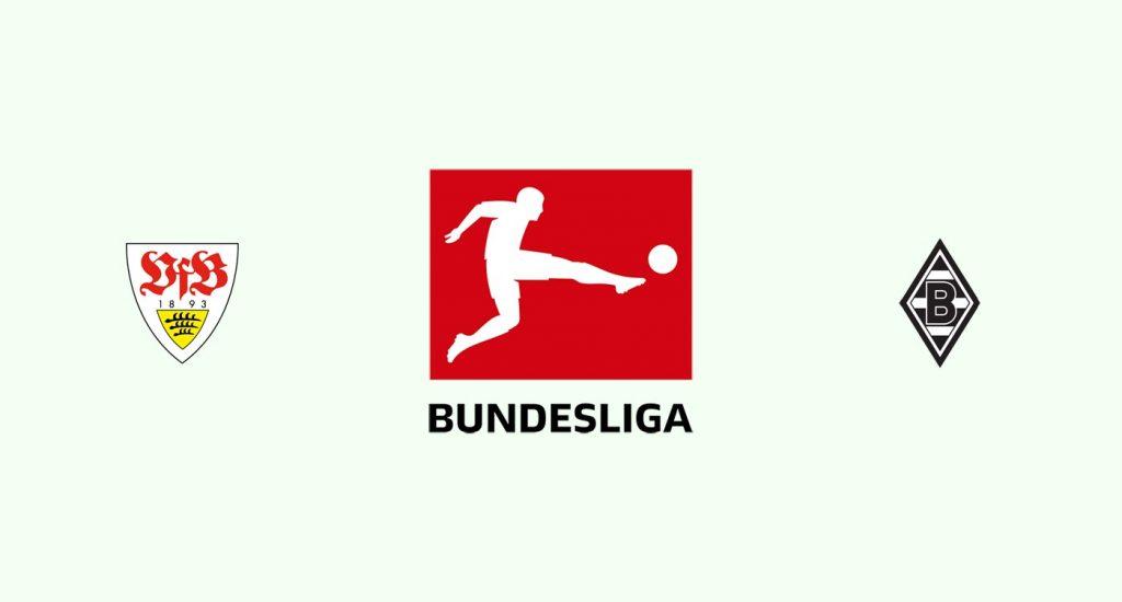 Stuttgart v Borussia Monchengladbach Previa, Predicciones y Pronóstico