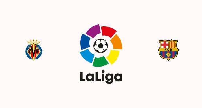Villarreal v Barcelona Previa, Predicciones y Pronóstico 02-04-2019