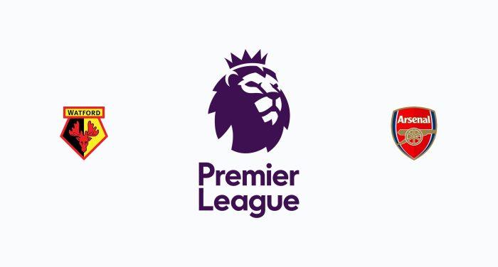 Watford v Arsenal Previa, Predicciones y Pronóstico