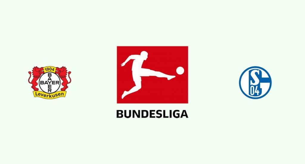 Bayer Leverkusen v Schalke 04 Previa, Predicciones y Pronóstico