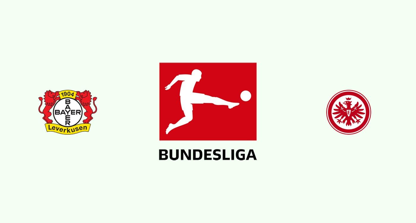 Bayer Leverkusen v Eintracht Frankfurt